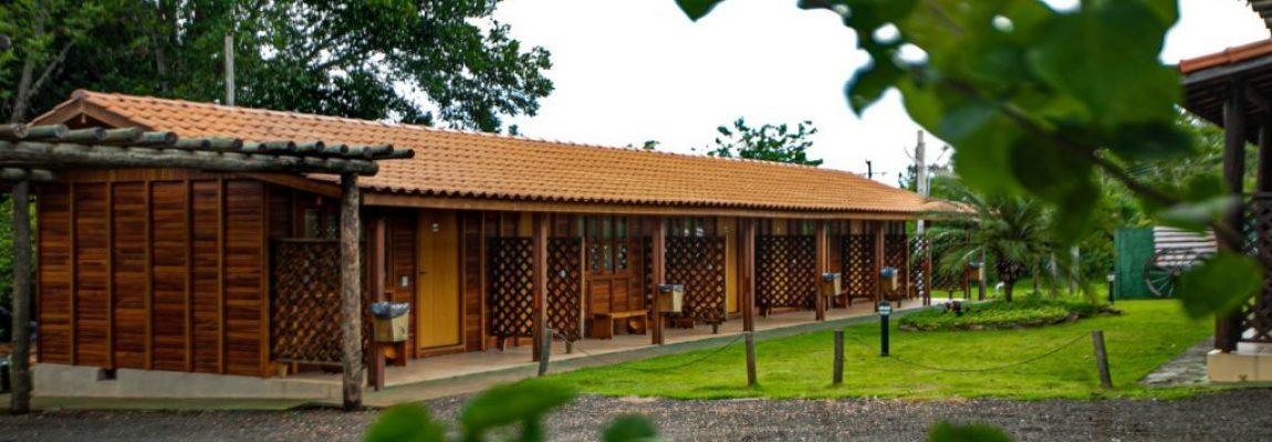 Vila Jacaré Chalé