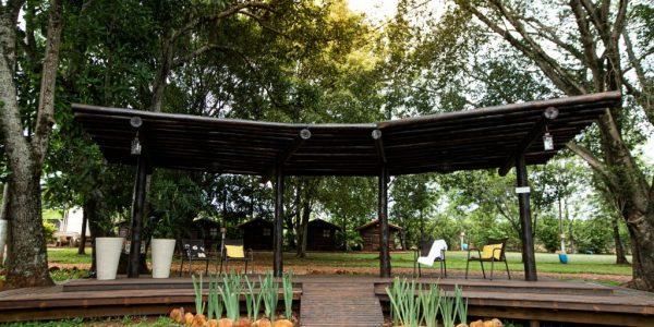 Vila Jacaré - Deck