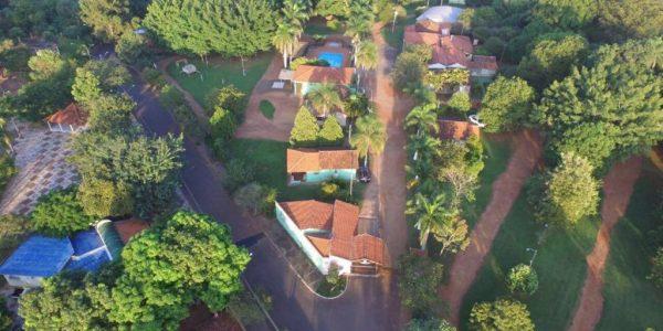 Vila Jacaré - Estrutura