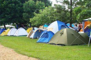 Vila Jacaré - Camping