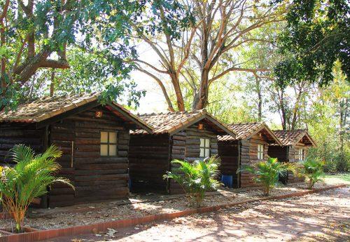 Vila Jacaré - Cabanas