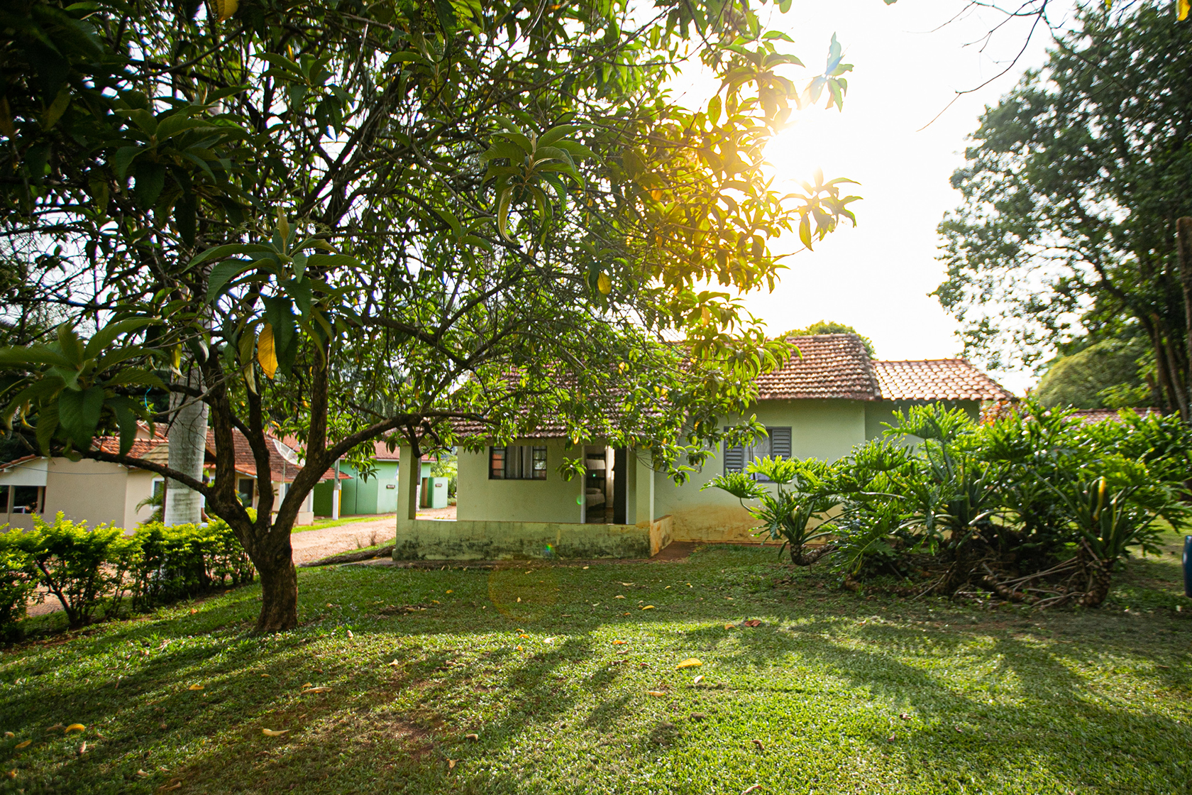 Vila Jacaré Casa